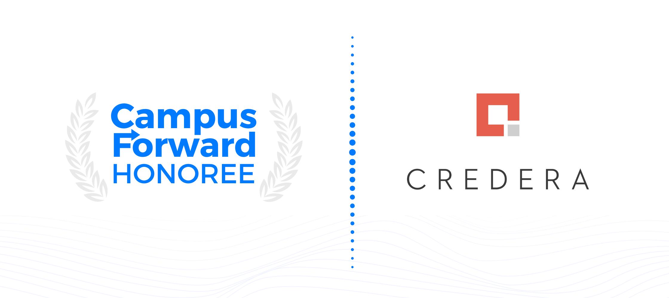 Campus Forward Honoree - Credera
